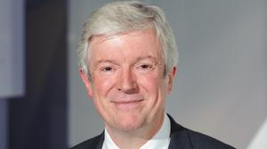 """BBC director-general Tony Hall has said he is """"extremely well paid""""."""