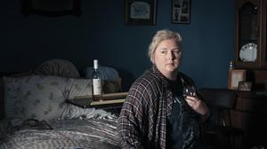 Siobhan McSweeney as Brid in new drama Holding. Photo: Conor Horgan