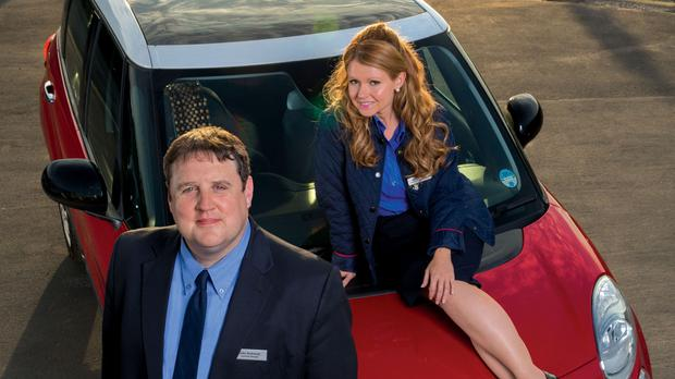 Peter Kay fans praise 'perfect' Car Share finale after charity screening (BBC)