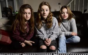 A Killing in My Family: Chloe, Lottie and Chelsea Credit: Channel 4