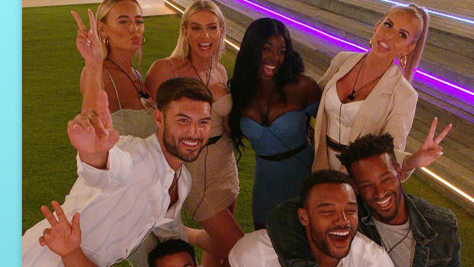 Love Island 2021 finalists: Liam and Millie, Chloe and Toby, Faye and Teddy and Kaz and Tyler