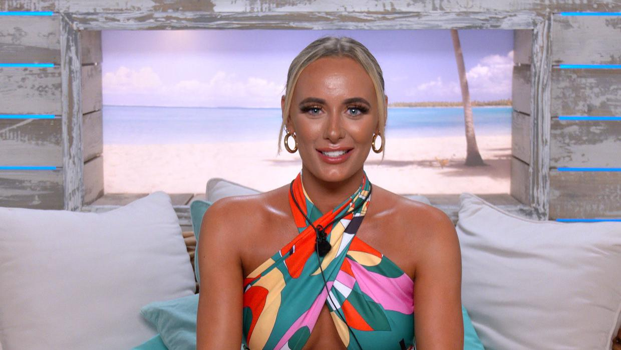 Households go to Love Island villa in penultimate episode of 2021 actuality present