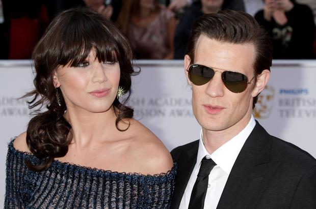 Former Doctor Who star Matt Smith and his ex-girlfriend Daisy Lowe, who have appeared to have become the latest victims of hackers