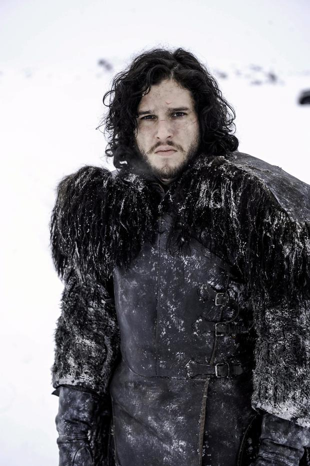Kit Harington in 'Games of Thrones'