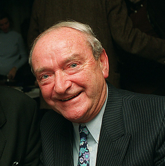 Liam Ó Murchú was best known for his show 'Trom agus Éadrom'