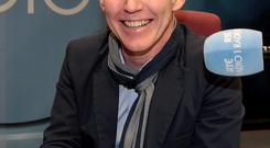 D'Arcy: 'too old' to take the job when Tubridy goes says Kenny
