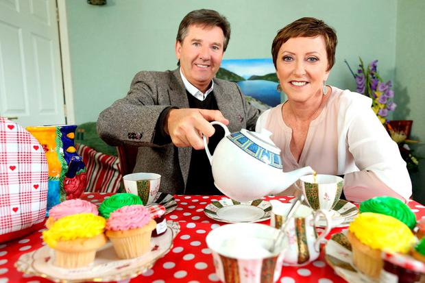Daniel and Majella ODonnell