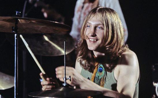 Steady drive: The drummer Dale Griffin. Photo: Redferns