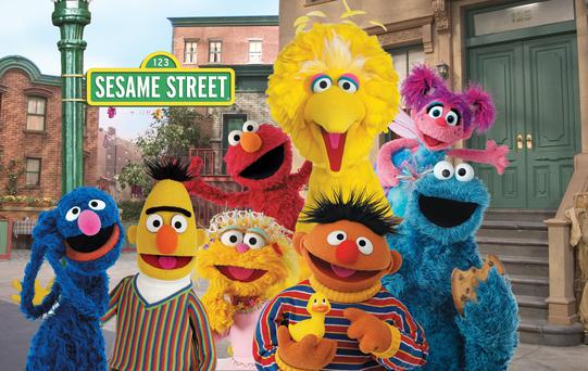 Undated handout photo issued by Sesame Street of the Muppets, as a new series of the children's television show will return to the UK.