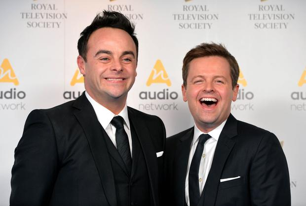 Ant and Dec were evacuated from the ITV studios