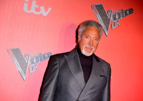 File photo dated 04/01/17 of Sir Tom Jones who is facing calls to quit as a a coach on The Voice UK before the first episode of the latest series has even aired.