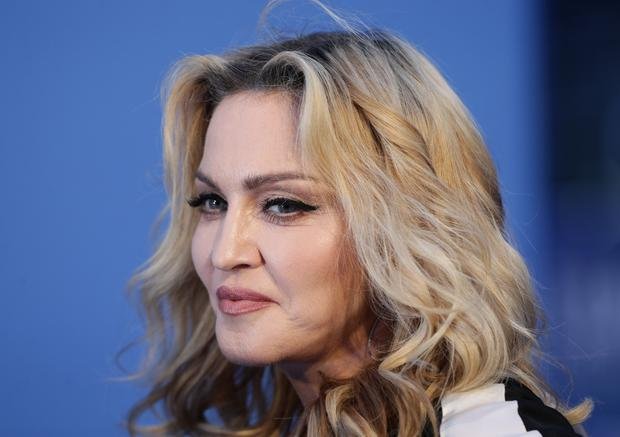 File photo dated 15/09/16 of Madonna who has made her feelings for Donald Trump clear by sharing a picture in which the US President-elect is depicted as King Kong attacking the Statue of Liberty.