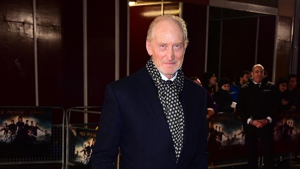 Charles Dance will find out about his unknown father (Ian West/PA)