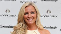 Michelle Mone has done an interview about her new romance with Hello! (PA Archive)