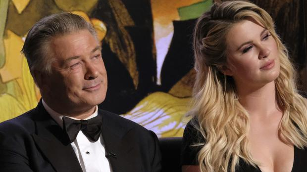 Alec Baldwin's daughter jokes about infamous voicemail at