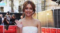 Olivia Cooke will star in new TV adaptation of Vanity Fair (Nick Ansell/PA)
