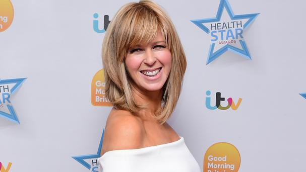 Kate Garraway to be 'really annoying' as she fills in for Piers Morgan on GMB (Ian West/PA)