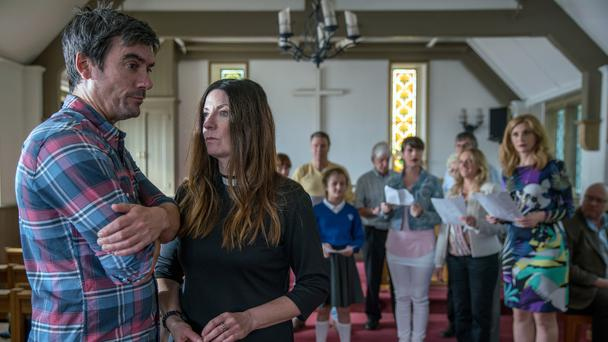 Cain and Harriet (Amy Brammall/ITV)