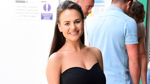 Former Geordie Shore star Chantelle Connelly (Ian West/PA)