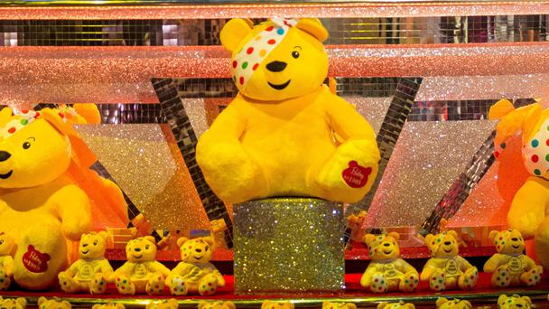 Children In Need (Guy Levy/BBC/PA)