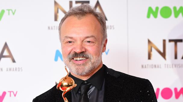 Graham Norton (Ian West/PA)