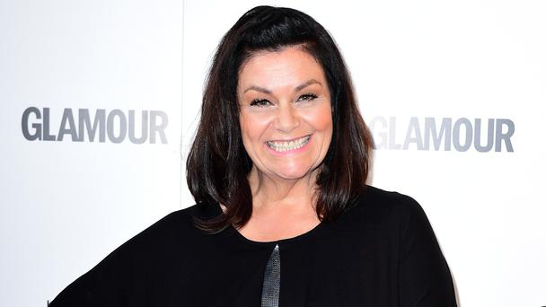 Dawn French is publishing a new book (Ian West/PA)