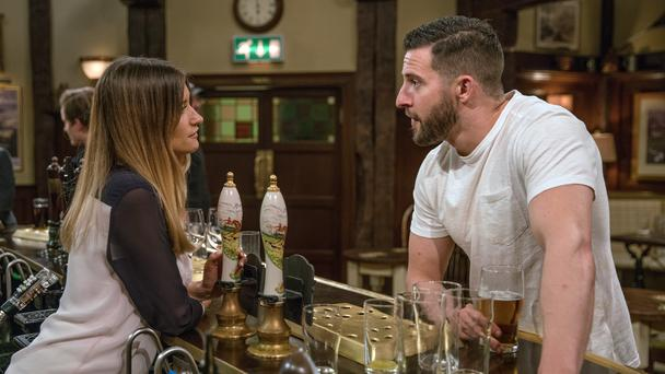 Are Debbie and Ross back on? (Amy Brammall/ITV)
