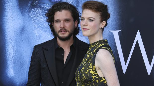 Game Of Thrones stars opt for stylish looks at LA premiere (Willy Sanjuan/AP/PA)