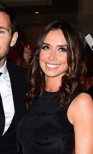 Frank and Christine Lampard (Ian West/PA)