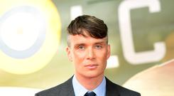 Cillian Murphy (Ian West/PA)