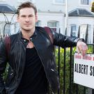 Lee Ryan as Woody in EastEnders (BBC/PA)