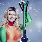 Tina Hobley was badly injured in The Jump (Ian Derry/Channel 4/PA)