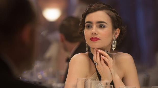 Lily Collins I have felt frustration at not being taken seriously