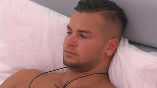 Love Island's Chris Hughes speaks about anxiety battle (ITV)