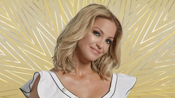 Sarah Harding is in Celebrity Big Brother (Channel 5/PA)