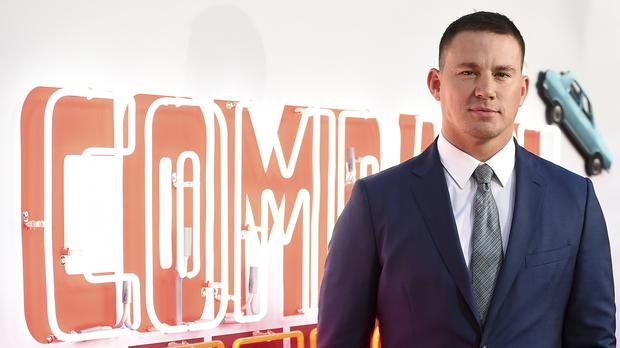Channing Tatum voices a character in Comrade Detective (Jordan Strauss/AP)