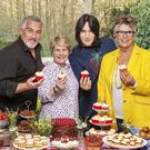 The judges and presenters of The Great British Bake Off (Love Productions/Channel 4/Mark/Press Association images)