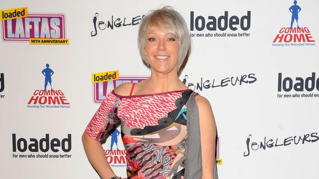 Helen Chamberlain is leaving Soccer AM (Ian West/PA)