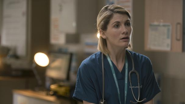 Jodie Whittaker was praised for her performance in Trust Me (BBC/Red/Mark Mainz)
