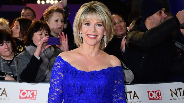 Ruth Langsford (Ian West/PA)
