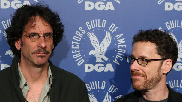 Coen brothers (Ian West/PA)
