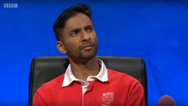 Bobby Seagull admits turning down romantic offers after University Challenge (BBC/YouTube grab)