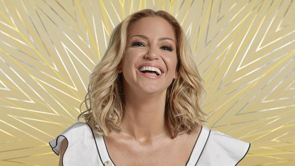 Sarah Harding has found romance in Celebrity Big Brother (Channel 5/PA)