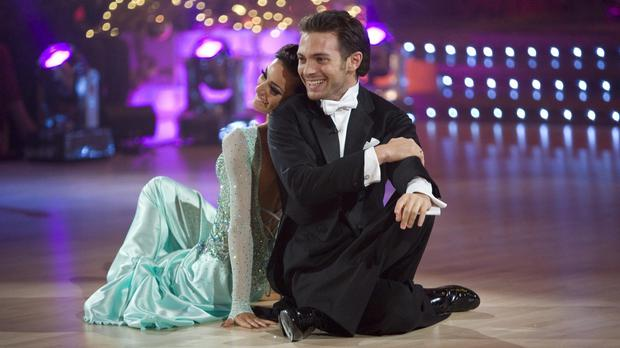Strictly Come Dancing favours celebrities under 40 (BBC/PA)