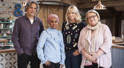 The Big Family Cooking Showdown (BBC/PA)