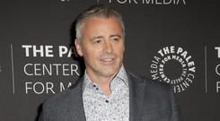 Matt LeBlanc promises more comedy in the upcoming Top Gear series (Alexander G. Seyum/AP)