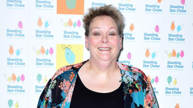 Anne Hegerty.