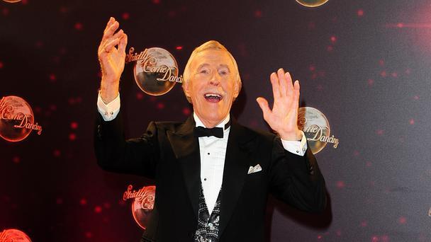 Sir Bruce Forsyth has died at the age of 89 (PA)