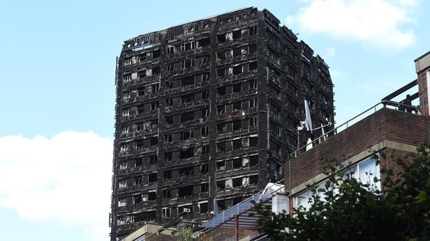 The Grenfell Tower fire