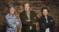 The Grand Tour - James May, Jeremy Clarkson, Richard Hammond